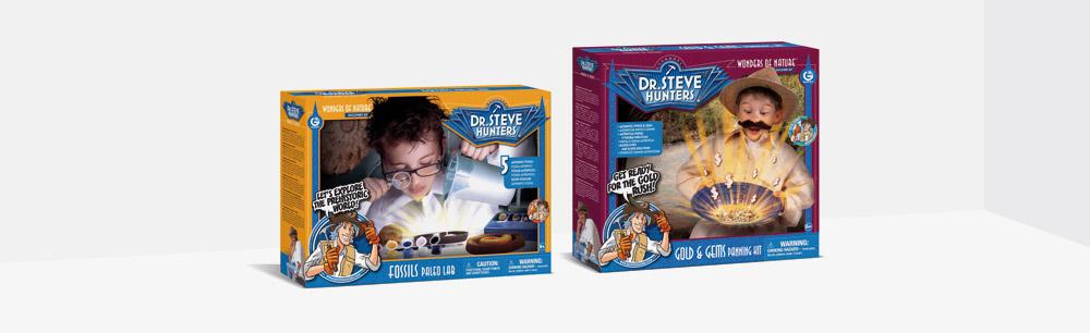 Dr Steve Hunters