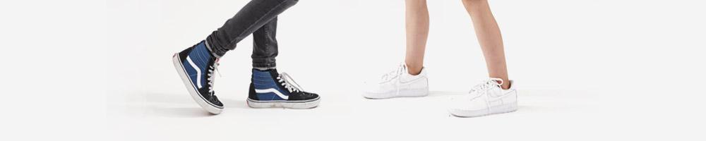 Chaussure ado - baskets