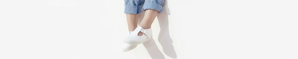 Chaussures bébé - mocassins derbies