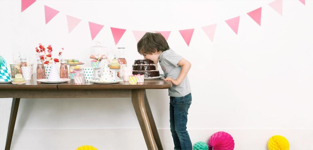 Guide shopping - Les 10 commandements du goûter d'anniversaire