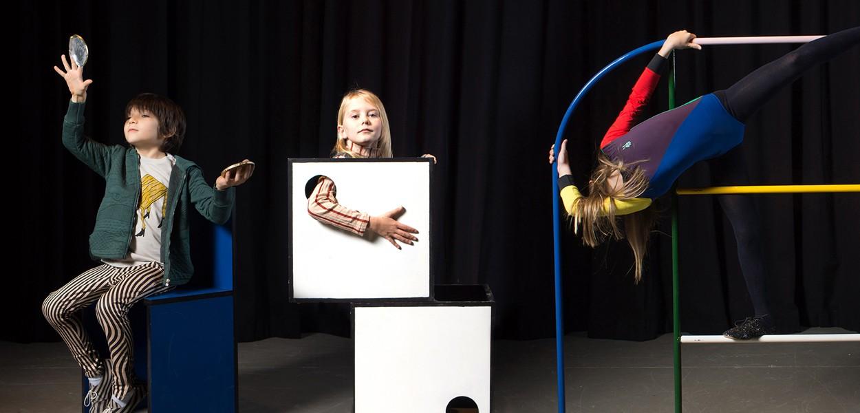Inspiration circus AH16