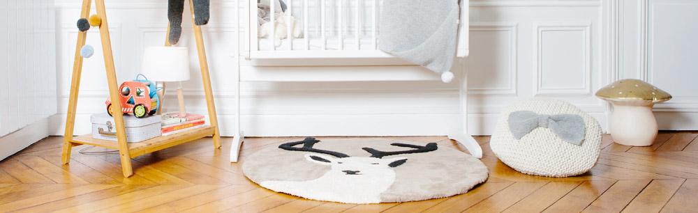 Un tapis à Paris x Baby Alpaga