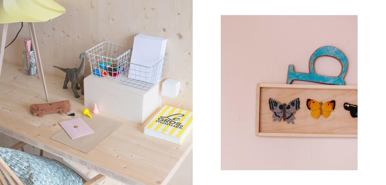 d corer une chambre de petite fille avec aur lie lecuyer. Black Bedroom Furniture Sets. Home Design Ideas
