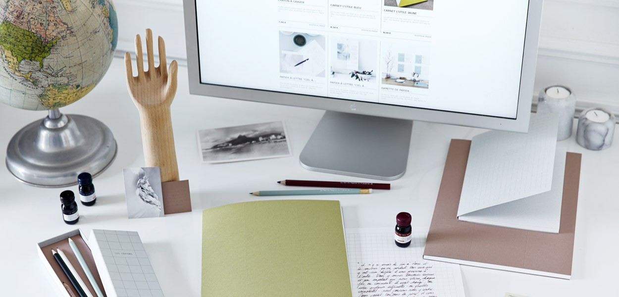 Back To School Supplies A Selection Of Designer Stationery Custom Designer Office Supplies