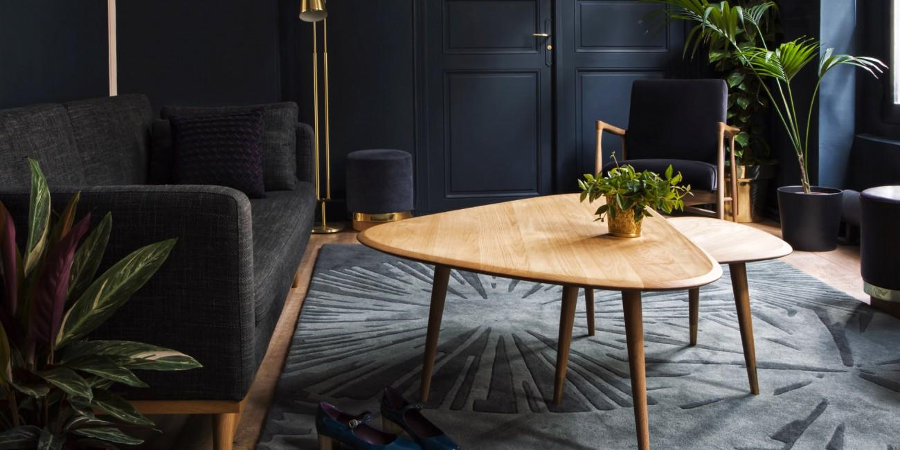 new in in designer furniture