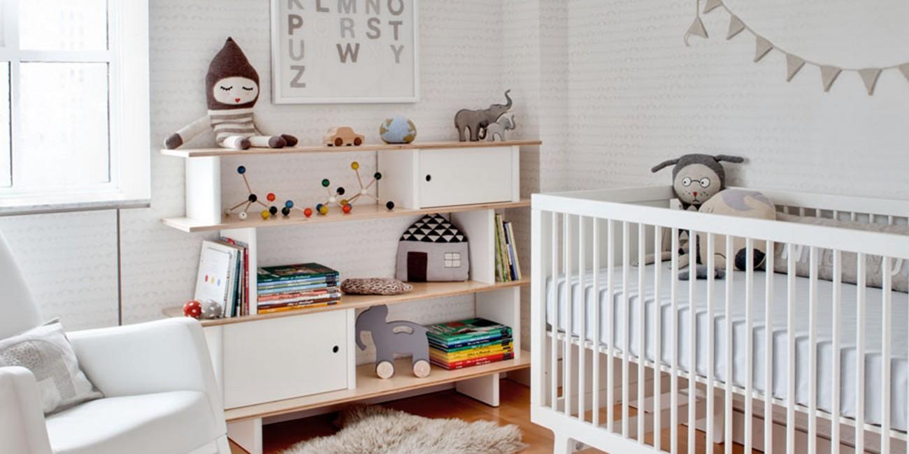 Ambiance nordique - Une chambre scandinave pour votre bébé