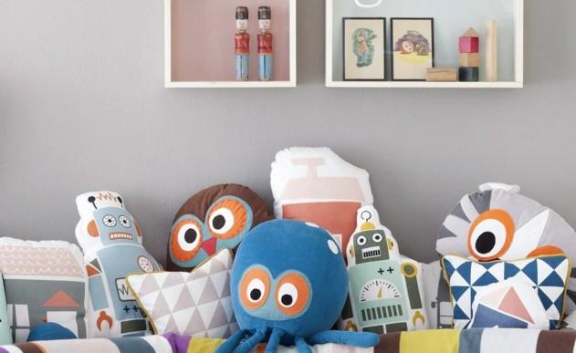 Outlet Bambini: moda, decorazione e giocattoli fino a -60%