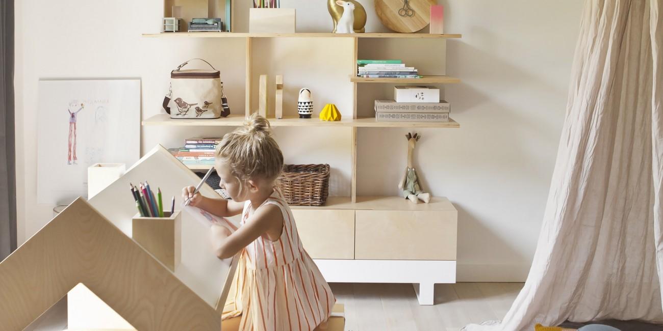 Inspiration chambre enfant scandinave