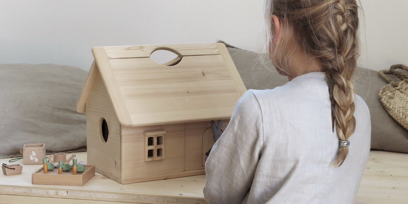 wooden toys: a carefully selected range of wooden toys and games